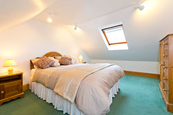 Spacious bedrooms - double...