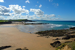 Crooklets Beach, Bude
